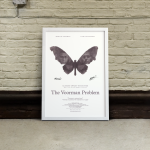 The Voorman Problem Signed Poster
